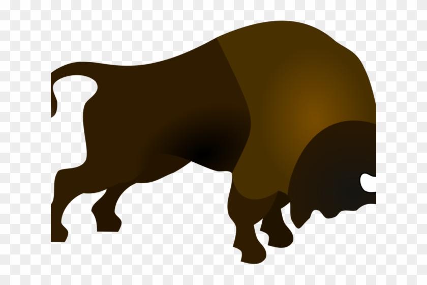 Buffalo clip art free. Bison clipart bufallo