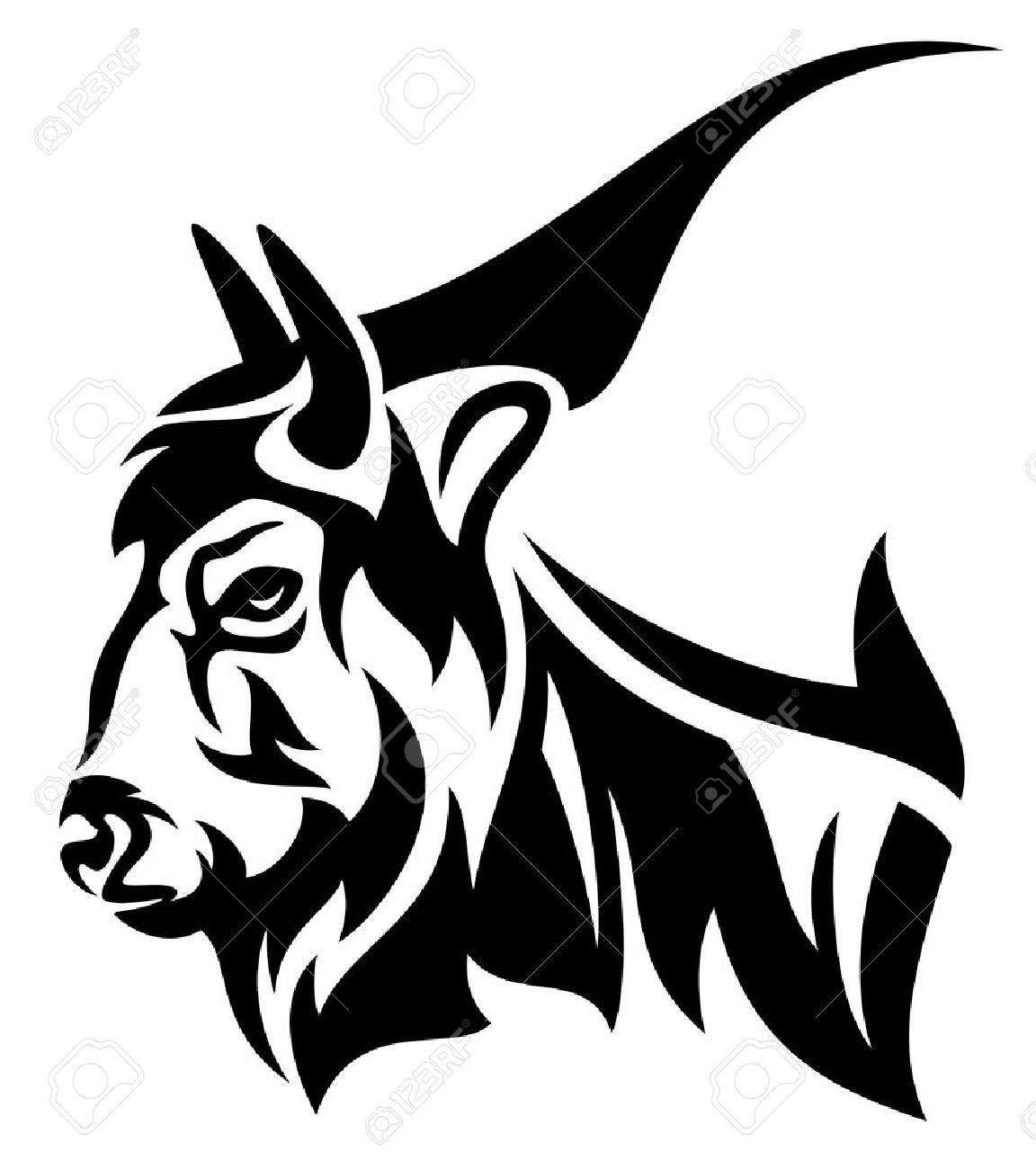 Bison clipart bufallo. Buffalo head free download