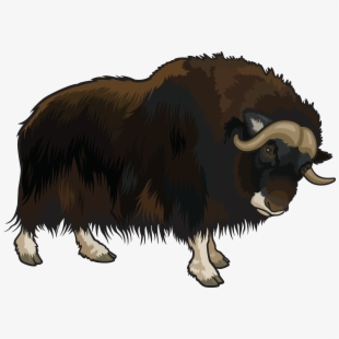 Bison clipart buffalo animal. Free cliparts silhouettes cartoons
