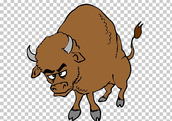 Bison clipart buffalo animal. Cattle water png animals