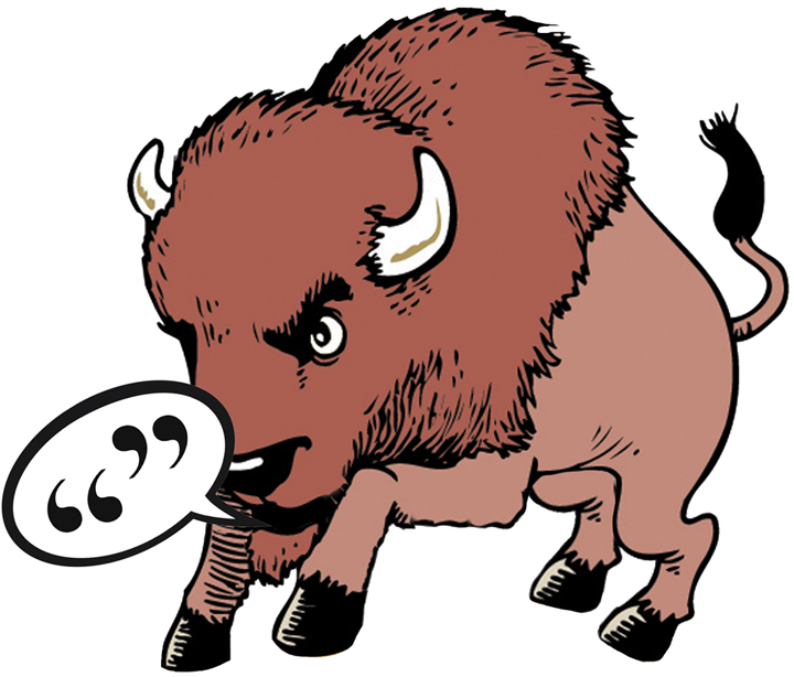 Bison clipart dead. Quotations jpg w quotation