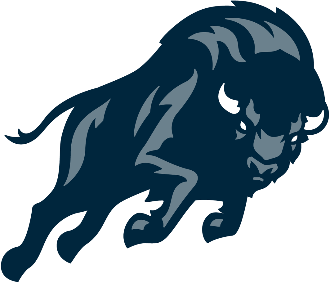 Bison clipart mascot. Howard partial logo ncaa