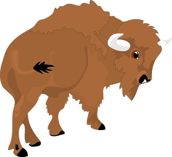 Bison svg