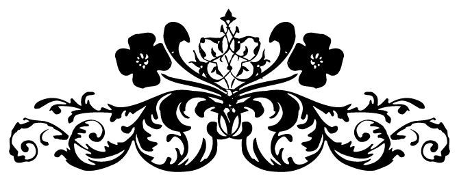 Black and white flower png. Transparent pictures free icons
