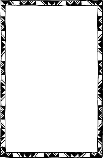 Free image on pixabay. Black png frame