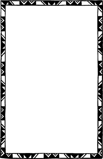 Black border png. Free image on pixabay