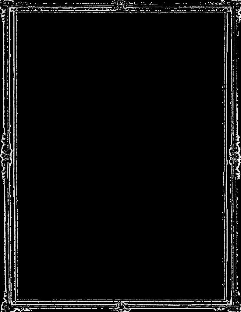 Black frame png. Border photos peoplepng com