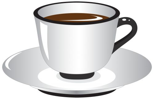 Black clipart coffee.  best images on