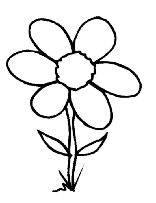 Drawing at getdrawings com. Flower clipart book