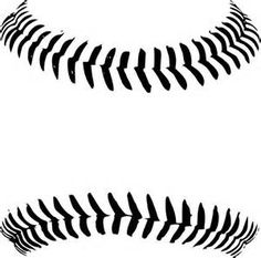 Black clipart softball. Free download images baseball