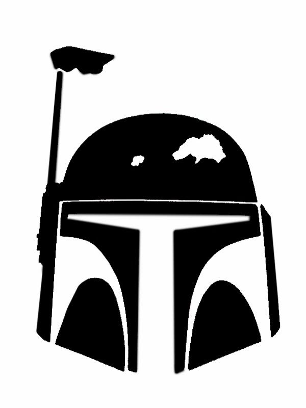 Star wars best kid. Starwars clipart stencil