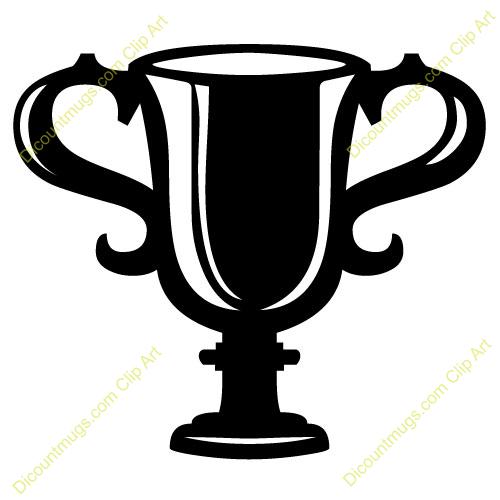 Antique clip art panda. Awards clipart trophy