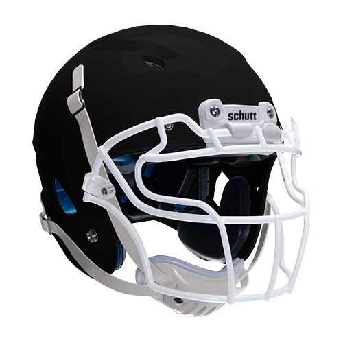 Schutt youth vengeance pro. Black football helmet png
