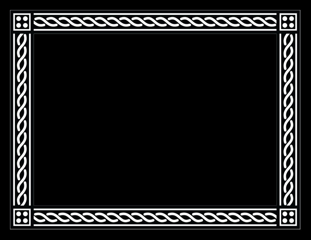 Black frame png. Border free download peoplepng