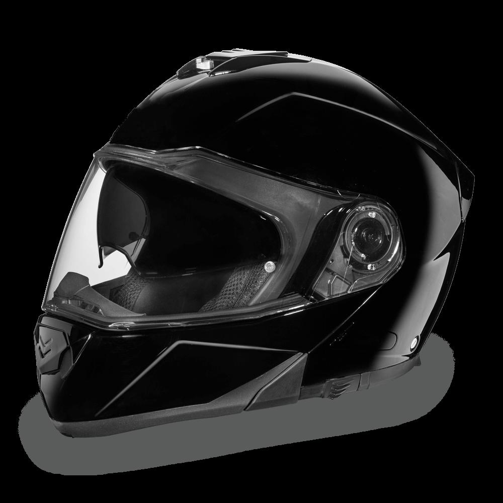 Daytona d o t. Black helmet png