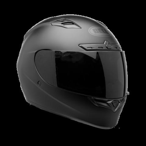 Bell qualifier dlx blackout. Black helmet png