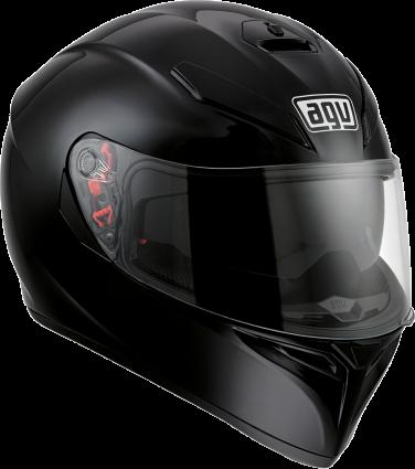 Agv k sv . Black helmet png