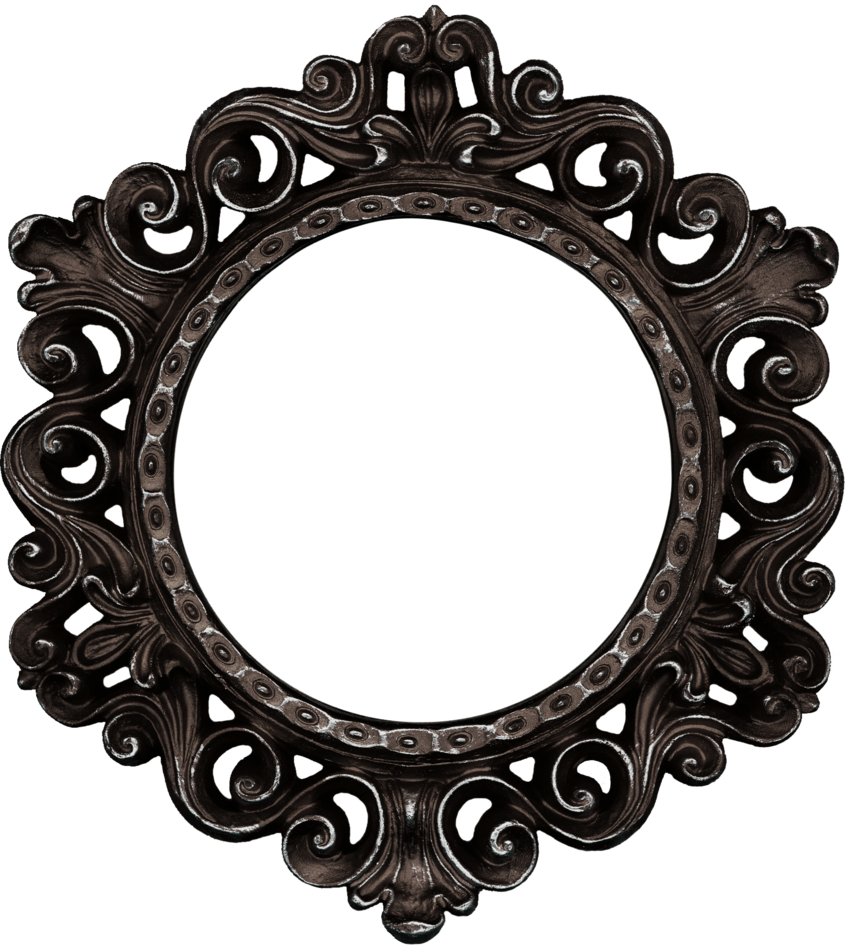 Black picture frame png. By violettalestrange on deviantart