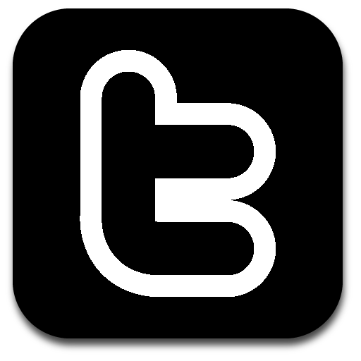 Black twitter png.  logo latest icon