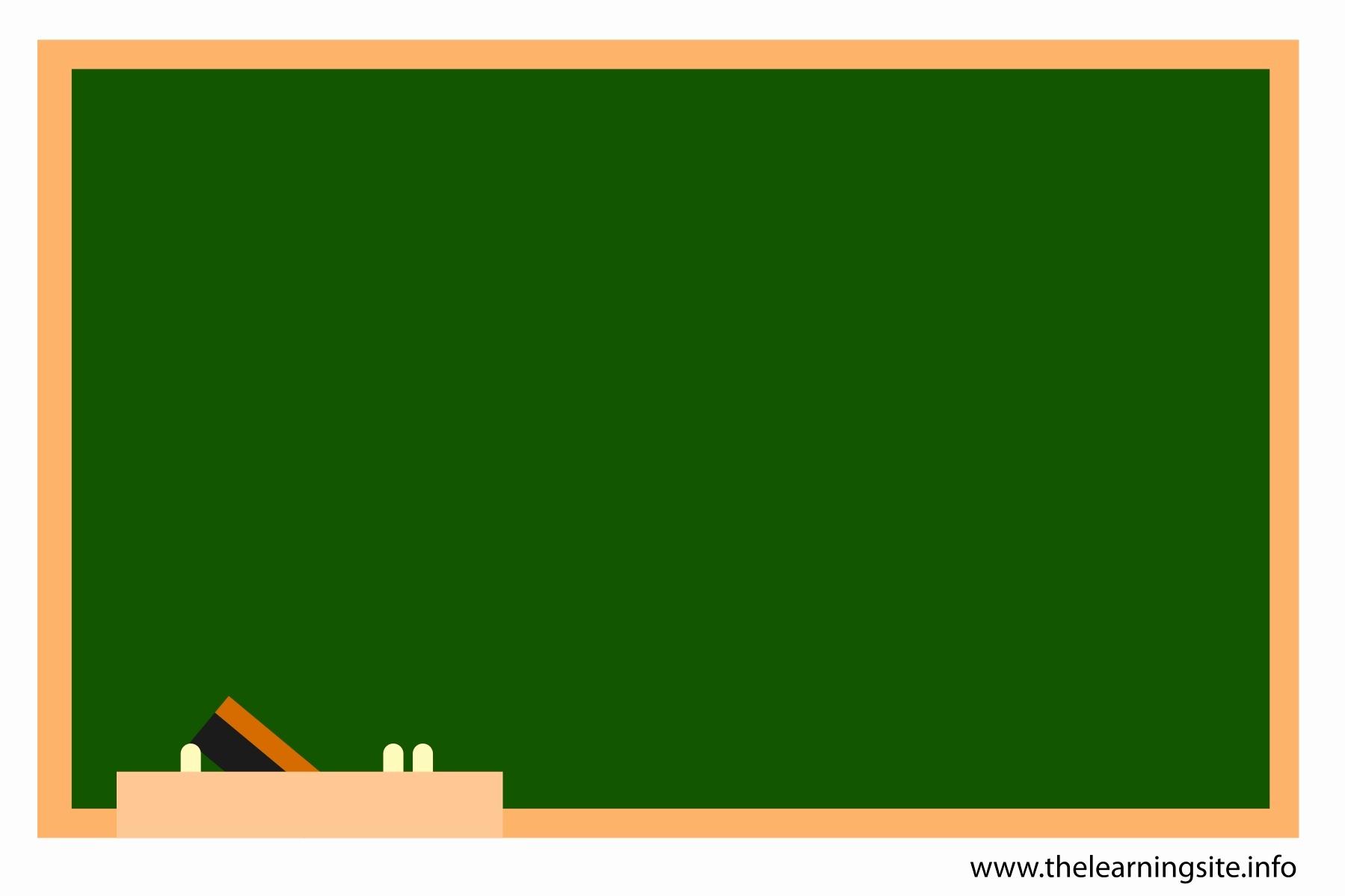 Chalkboard clipart. Powerpoint template fresh blackboard