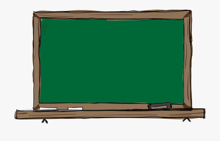 Teacher board . Blackboard clipart
