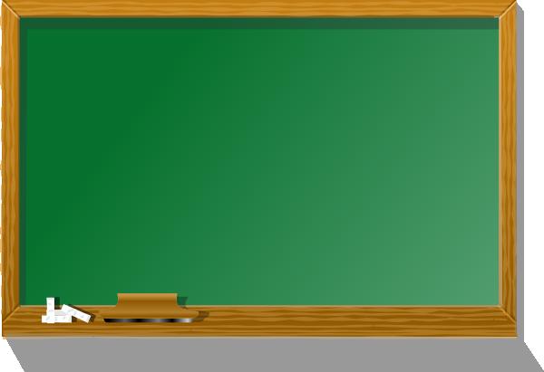 Teacher chalkboard background incep. Blackboard clipart animated