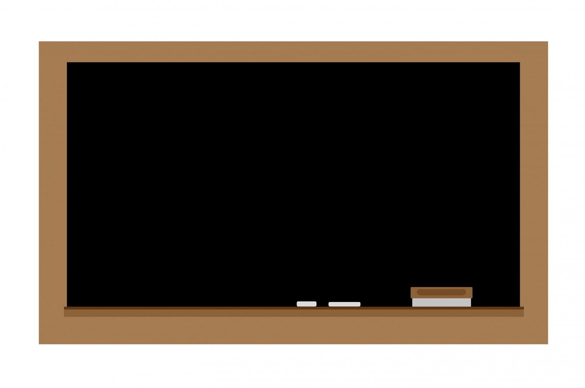 School free stock photo. Blackboard clipart blank chalkboard