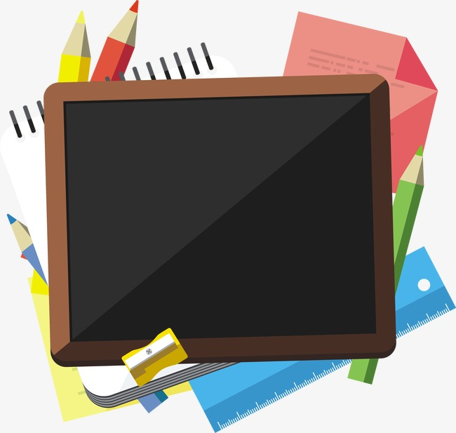 Blackboard clipart cartoon. Learn lecture png image