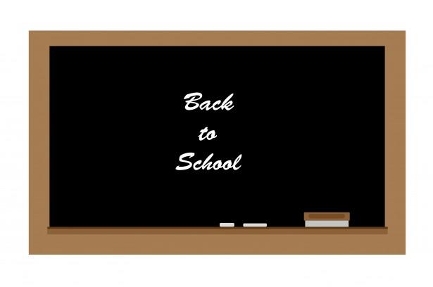 Blackboard clipart chalk. School chalkboard free stock