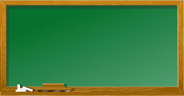 blackboard clipart classroom