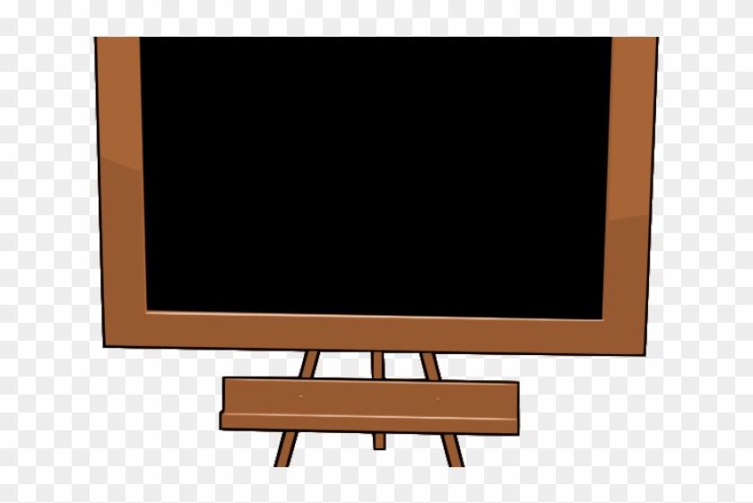 Transparent . Blackboard clipart classroom