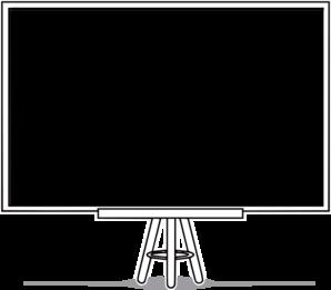 At clker com vector. Blackboard clipart clip art