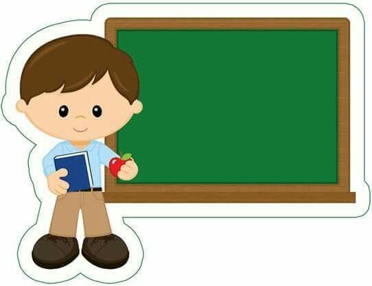 best school images. Blackboard clipart cute