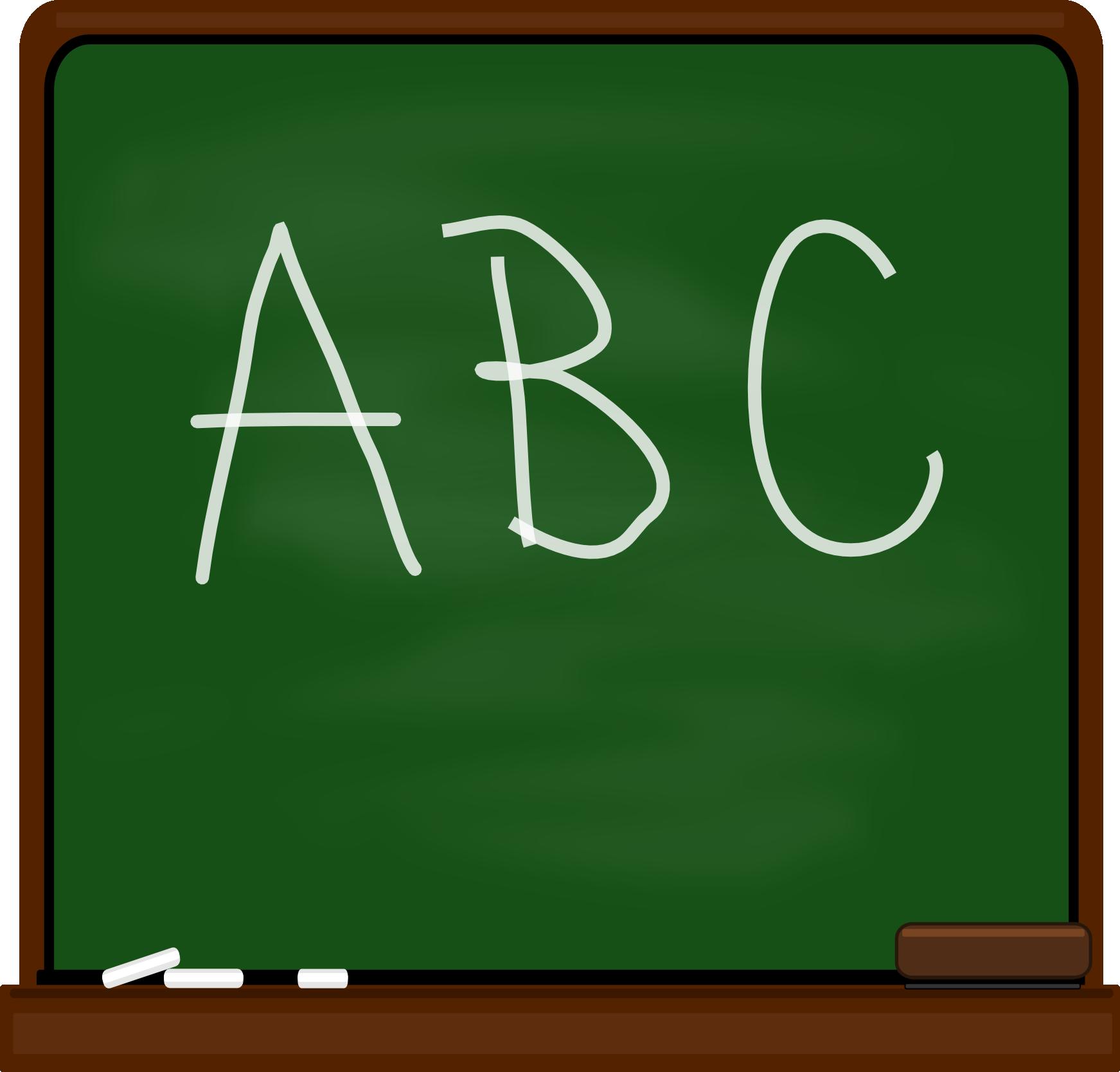 Blackboard clipart cute. School stormdesignz chalkboard whiteboard