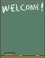 Blackboard clipart message board. Free school public domain