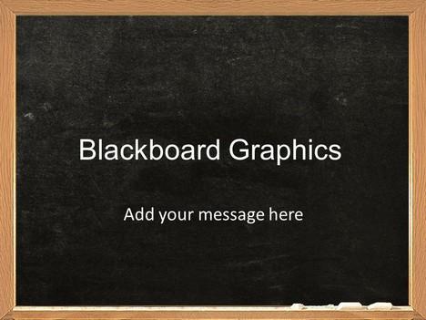 Blackboard clipart modern. Powerpoint incep imagine ex