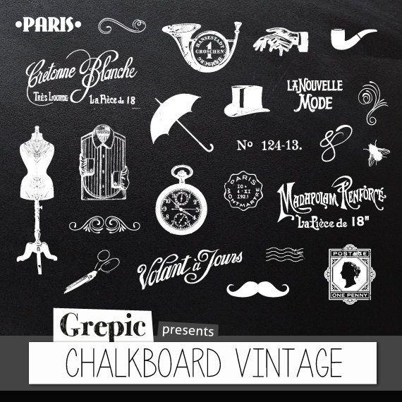 best fonts images. Blackboard clipart modern