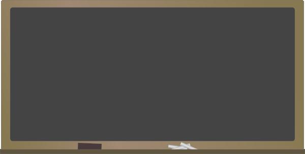 blackboard clipart rectangle