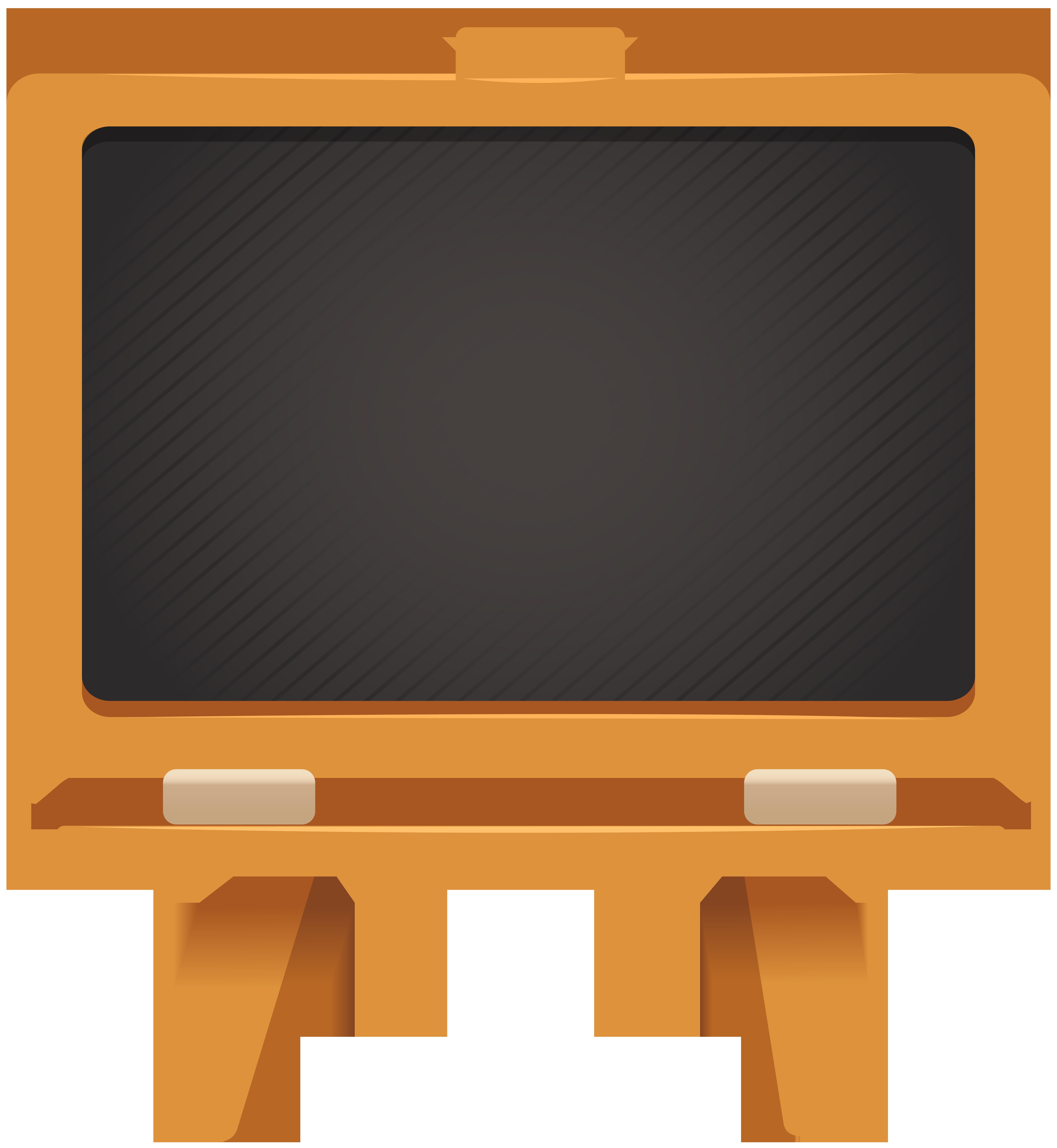 Blackboard clipart school blackboard. Png clip art image