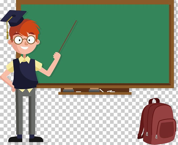 Teacher school png angle. Blackboard clipart student