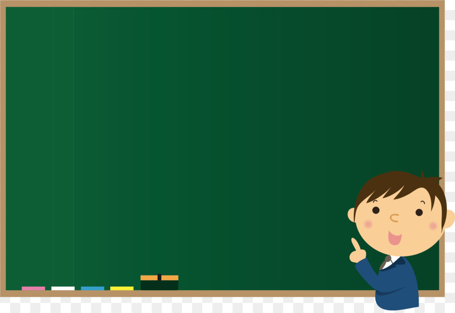 Chalkboard clipart teacher. Green background frame education
