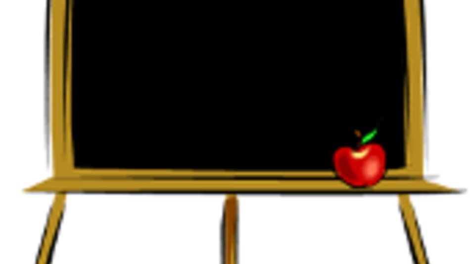 Teacher Png - Blackboard With Teacher Clipart , Free Transparent Clipart -  ClipartKey