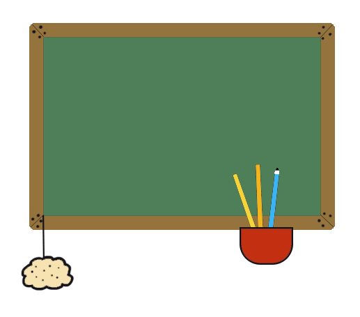 Blackboard clipart transparent. Teacher and gallery by