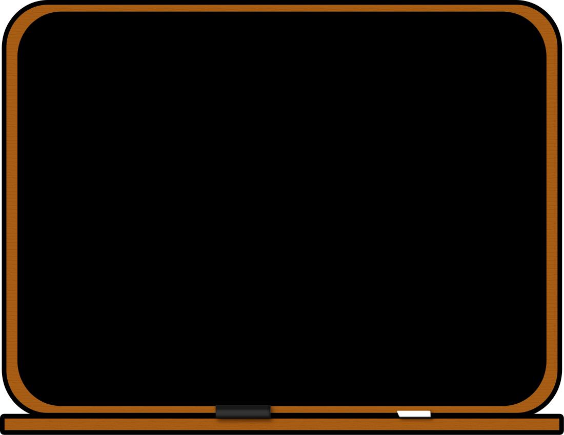 Blackboard clipart transparent. Chalkboard clip art image