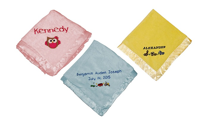 Personalized babyblankets com groupon. Blanket clipart baby blanket