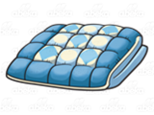Blanket clipart folded quilt. Free download clip art