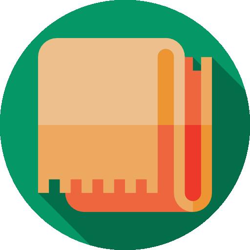 Blanket clipart icon. Free miscellaneous icons