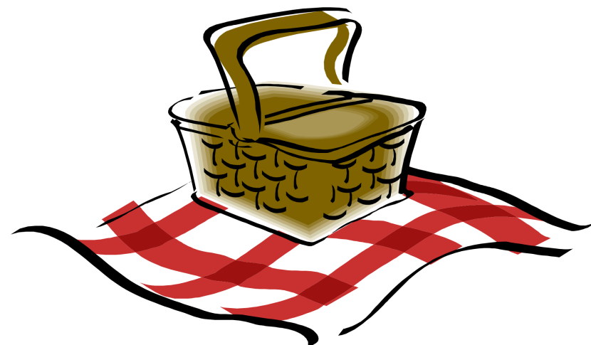 Foods clipart picnic. Blanket clip art net