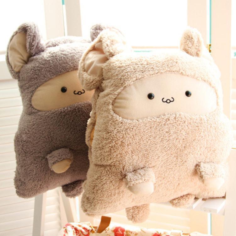Kaka mouse toy bear. Blanket clipart plush
