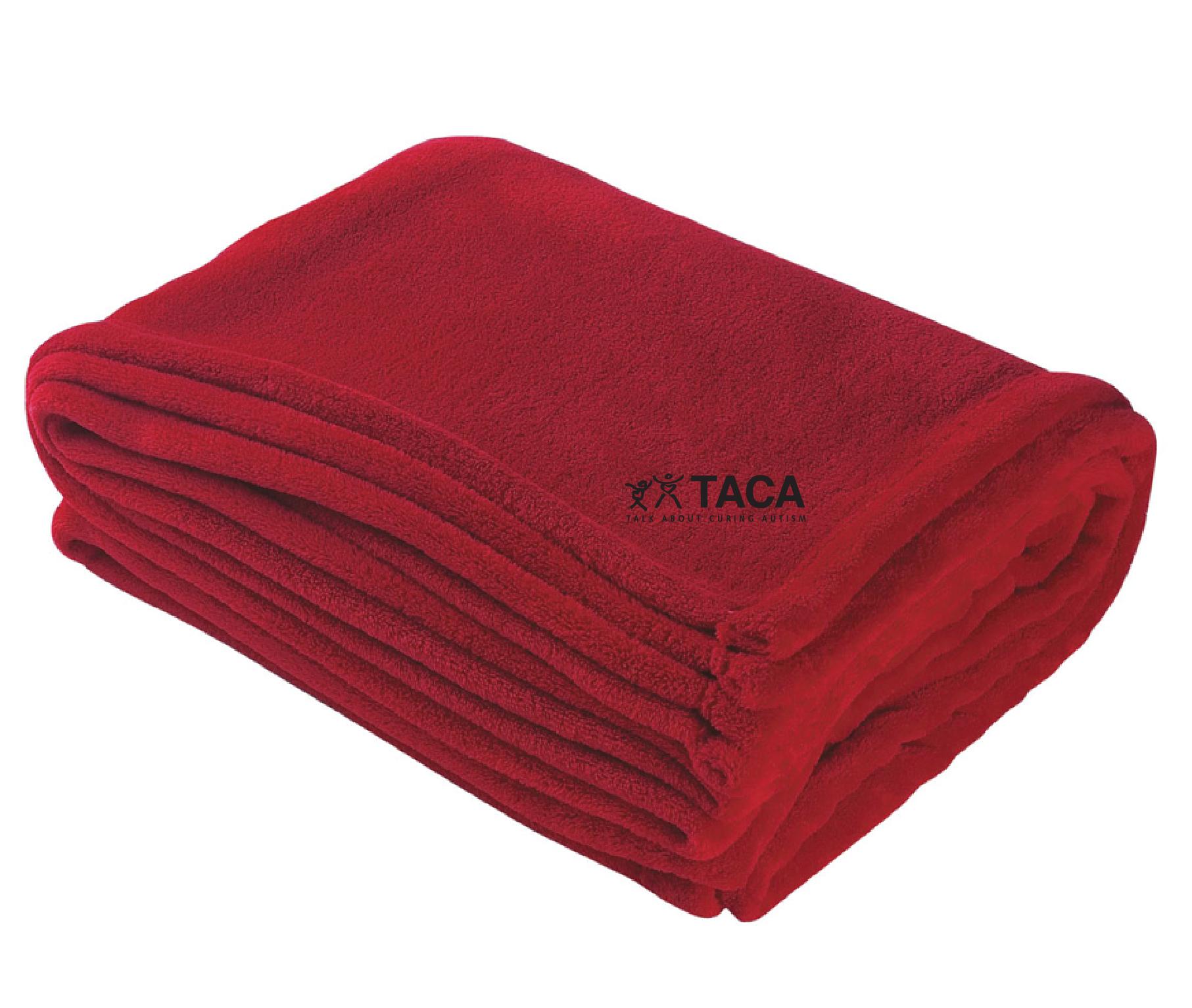 Taca accessories. Blanket clipart red blanket